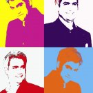 8x10 Taylor Hicks American Idol Popart Print Celebrity Pop Art Picture Limited Edition