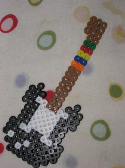 Magnetic Guitar Hero Guitar