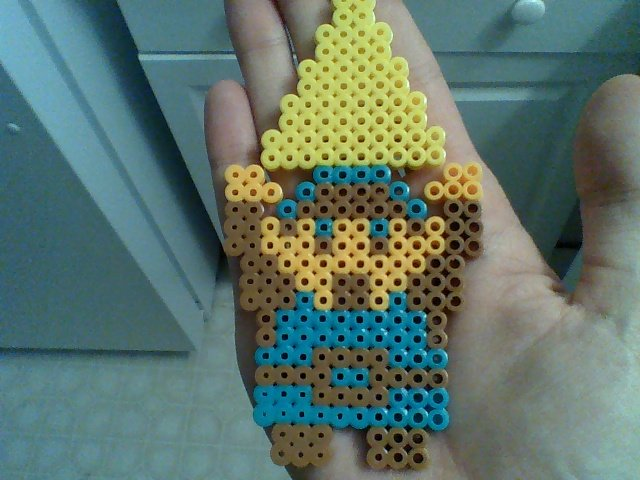 Magnetic Link (Triforce)