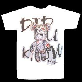 T-shirt DID U KNOW ME design