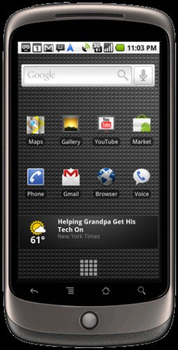 NexusOneSG.com - Google Nexus One Phone - NexusOneSG.com
