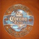 Corona Extra Cerveza Mas Fina Beer T-Shirt Shirt XL