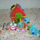 Blues Clues House Blue Steve Salt Pepper+ Figures Toy