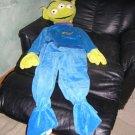 Disney Toy Story Alien Costume Dress Up 6/6x S