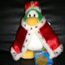 Club Penguin Limited Penguin Plush King Code