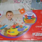 NEW Clipo Creativity Table Playskool 25 Pcs Building