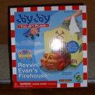 Jay Jay Jet Plane Revvin' Evan's Firehouse Wooden