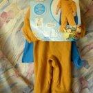 NEW Wonder Pets Linny Guinea Pig Costume 6-12 M Rubies