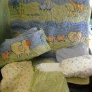 John Lennon Comforter Musical Parade Crib Bedding 8pc