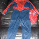 Spiderman 12-14 Halloween Costume Super Hero Boys