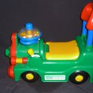 Push Walker Play N Ride Train Chicco Ball Popper Toy