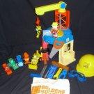 Bob the Builder Can We Fix It Center Tools Huge Lot