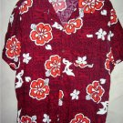 Men's Hawaii Hawaiian Shirt Made by Jane Design Size M