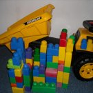 Mega Bloks Ride On Construction Dump Truck 50+ Sounds