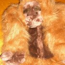 Real Monkey Orangutan Ape Plush Furry Halloween Costume