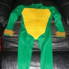 TEENAGE MUTANT NINJA TURTLE MUSCLE Puffy COSTUME SZ 4-6