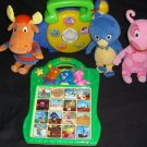 Backyardigans Press Guess Music Maker Plushes Lot