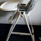 Peg Perego High Chair Nursery Prima Pappa Navy Blue