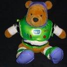 "Disney Store Winnie the Pooh as Buzz Lightyear12"""