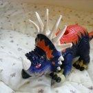 IMAGINEXT Fisher Price Dinosaur Triceratop Stracosaurus