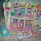 Fisher Price Loving Dollhouse People Babies Furniture++