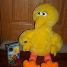 "HTF 31"" Applause Huge Gigantic Big Bird Sesame Street"