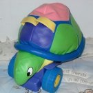 Rare Turtle Ride On Soft Toddler Toy 4 Kidz Scooter