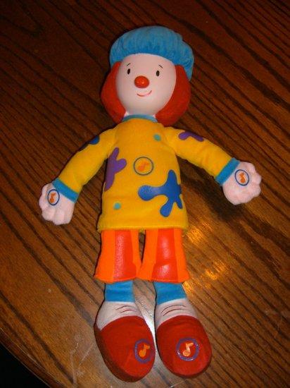 Jo jo s circus talking doll disney playhouse jojo s euc