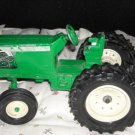Vintage Metal Large Big Green Farm Tractor Ertl #415