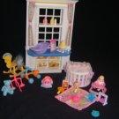 Barbie Baby Nursery Happy Family Dollhouse Furniture
