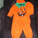 Baby Infant Toddler Pumpkin Halloween Costume Hat 18m