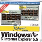 NEW! Individual Software - Professor Teaches Windows Me