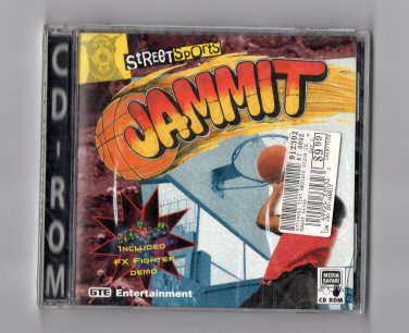 GTE Entertainment StreetSports JAMMIT � Shrink Wrapped