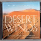 ( USED ) 1994 Regency Audio : Nature's Relaxing Sounds - Desert Winds Music CD