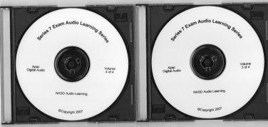 2007 Apac Digital Audio : NASD Series 7 Exam Audio Learning Series