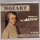 ( USED ) Otello - MOZART Portrait of a Master ( 4 CD Set ) 4 Hours of Original Digital Recording