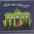 ( USED ) Otello : 50 Celebrated Classics ( 4 CD Set ) Four Hours of Original Digital Recordings