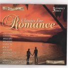 ( USED ) 1997 St. Clair : Classics For Romance ( 3 CD Set ) Over 3 Hours of Music