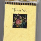 ( NEW Sealed ) Expressions from Hallmark : Set of 10 Thank You Cards