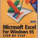 ( USED ) Catapult Microsoft Press - Microsoft Excel for Windows 95 Step by Step