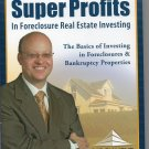 Bob Diamond : How I Make Super Profits in Foreclosure Real Estate Investing ( Book & CD )