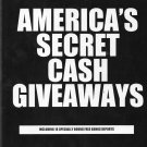 Stephen Young : America's Secret Cash Giveaways ( 2003 Paperback Book )