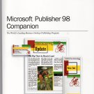 ( Lot of 2 Handbook ) Microsoft Publisher 98 Companion + In and Out of the Classroom Series