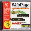 ( USED ) XOOM Web Page Power Pack for Windows 95 CD-ROM