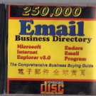 ( USED ) 1996 Power Source - 250,000 Global E-Mail Directory CD-ROM