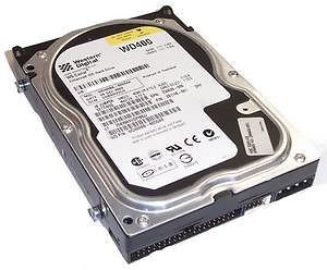 (USED) WD PROTEGE WD400EB-75CPF0 IDE 40 GB Hard Drive