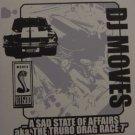"FU018 - DJ Moves - A Sad State Of Affairs (aka. The Truro Drag Race) (7"") BULLY RECORDS"