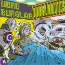 HAN009CD - Wordburglar - Burglaritis (CD) HAND'SOLO RECORDS