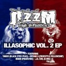 "IL7177 - Jizzm High Definition - Illasophic Vol. 2 EP (12"") ILLASOPHIC RECORDS"