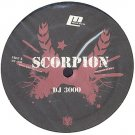 "MOTECH006 - DJ 3000 - Scorpion EP (12"") MOTECH"